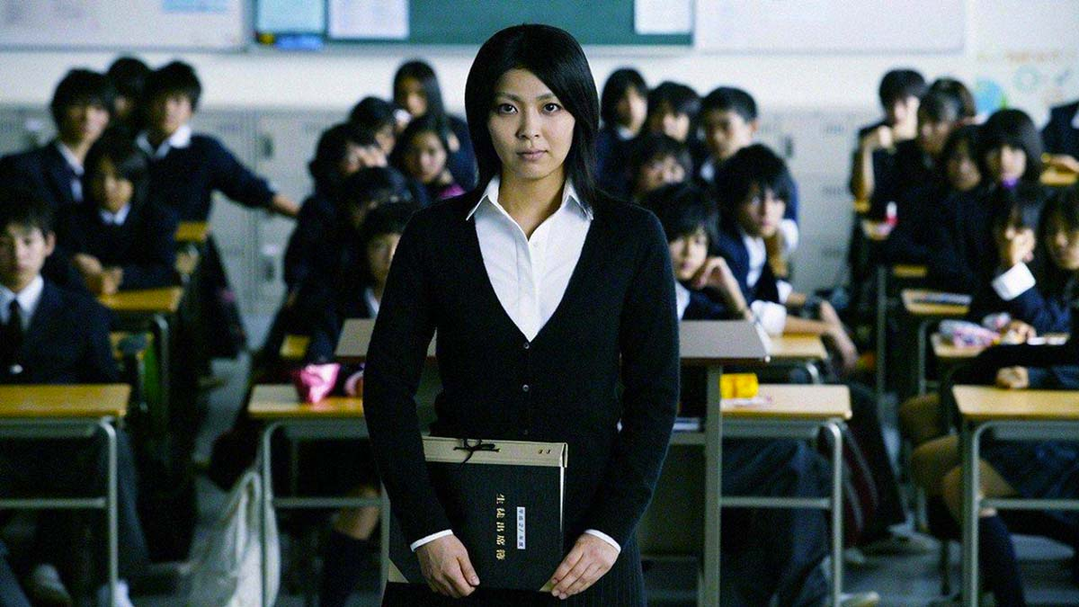 Confessions film drammatico giapponese
