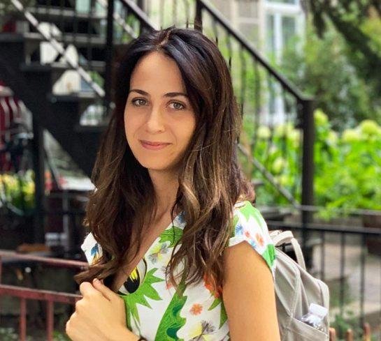 Francesca P clubber del cineforumclub