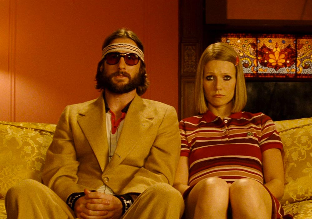 The Royal Tenenbaums cover