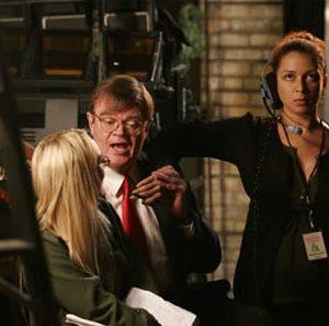 Lindsay Lohan e Maya Rudolph in Radio America