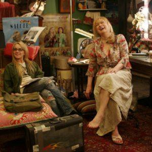 Meryl Streep e Lindsay Lohan in Radio America