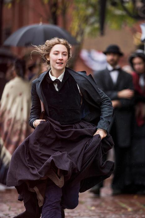 Week end: Cinema; arrivano Amelio e Piccole donne
