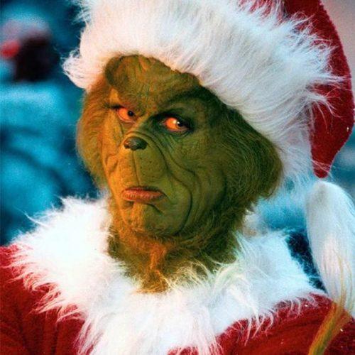 Il Grinch film di Natale con Jim Carrey