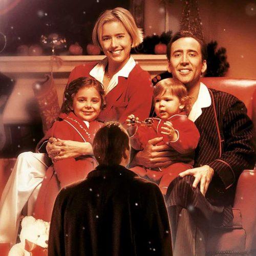 The Family man film natalizio con Nicolas Cage