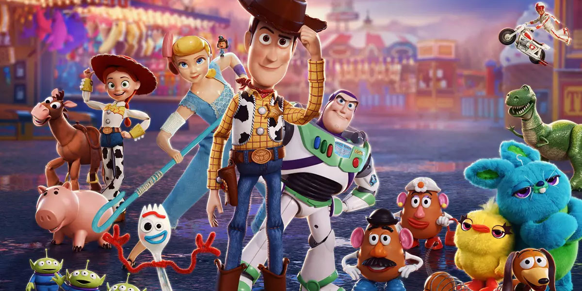 Toy Story 4 classifica CFC